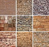 decorative stones  texture set