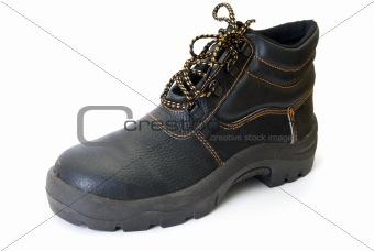 modern working boot
