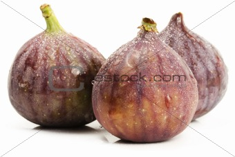 three wet figs