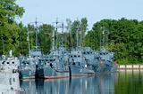 Russian war ships