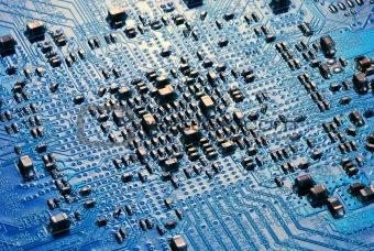 Abundance of resistors