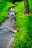 River Water on Rocks
