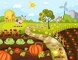 harvest card