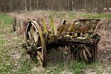 Abandoned dray