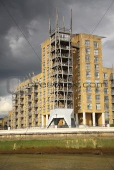 Modern Riverside Flats London
