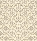 seamless damask pattern
