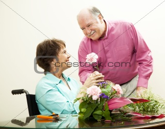Florist - Helpful Husband