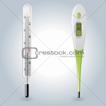 Clinic Thermometer