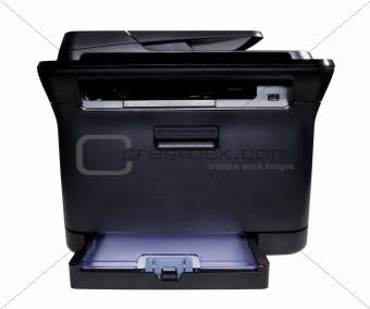 Black Laser Printer