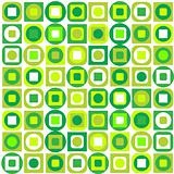Green background with green motives