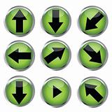 Green buttons