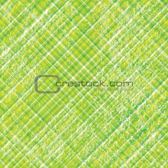 Grunge green striped background
