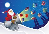 Santa Gift Launcher