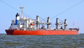 Cargo ship #2