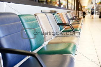 Airport Terminal Chair