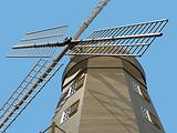 Traditional windmill