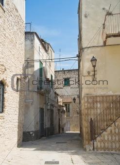 Alleyway. Bitetto. Apulia.