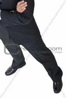business man body
