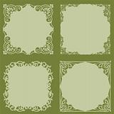 decorative frame set