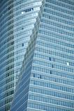 detail of business skyscraper