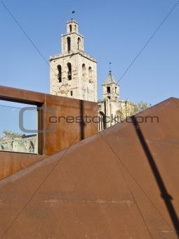 Monastery in Catalonia