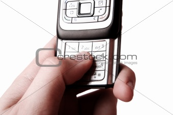 Cell Phone.
