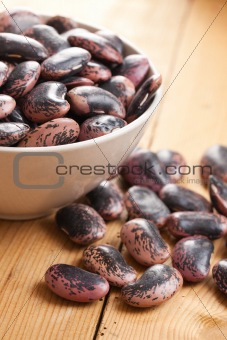 beans in bowl