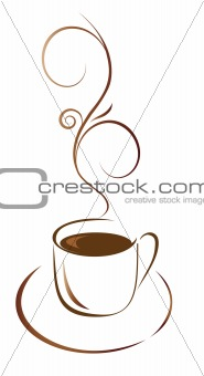 A cup of coffee for your favorite