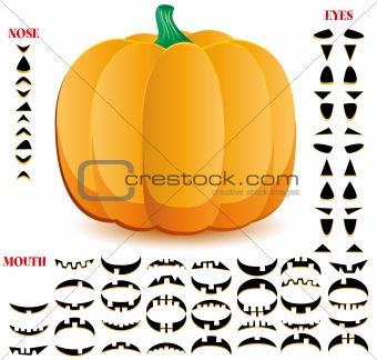 Halloween pumpkin 10