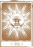 The Tarot Sun