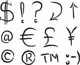 Grunge Symbols