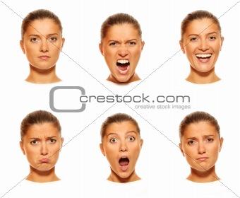 Six faces