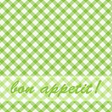 Pattern picnic green.