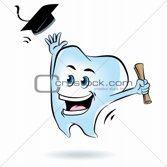 Tooth Graduation