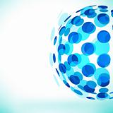 Abstract Bubble Sphere