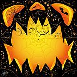 Jack O Lantern dark face