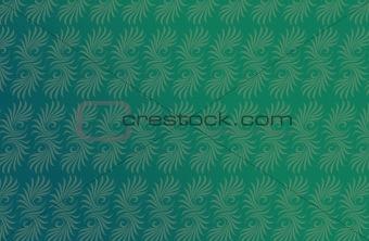 bleu background. vector