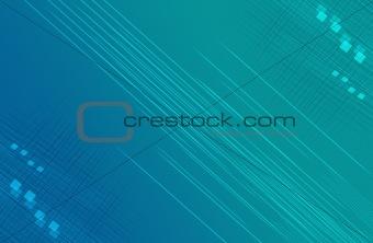 bleu background. illustration