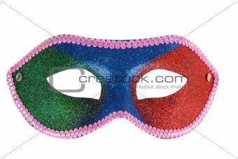 Carnival a mask