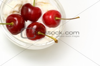 beautiful cherries
