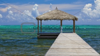 Blue Ocean Dock