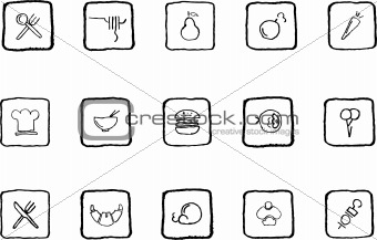 Food & Restaurant icons