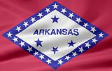 Flag of Arkansas - USA