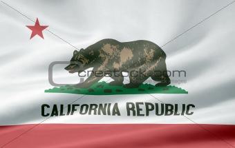 Flag of California - USA