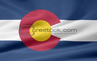Flag of Colorado - USA