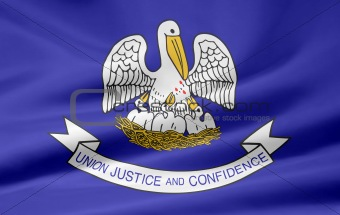 Flag of Louisiana - USA