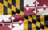 Flag of Maryland - USA