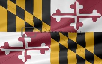 Flag of Maryland - USA