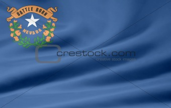 Flag of Nevada - USA