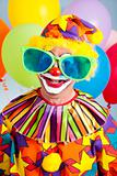 Humorous Birthday Clown